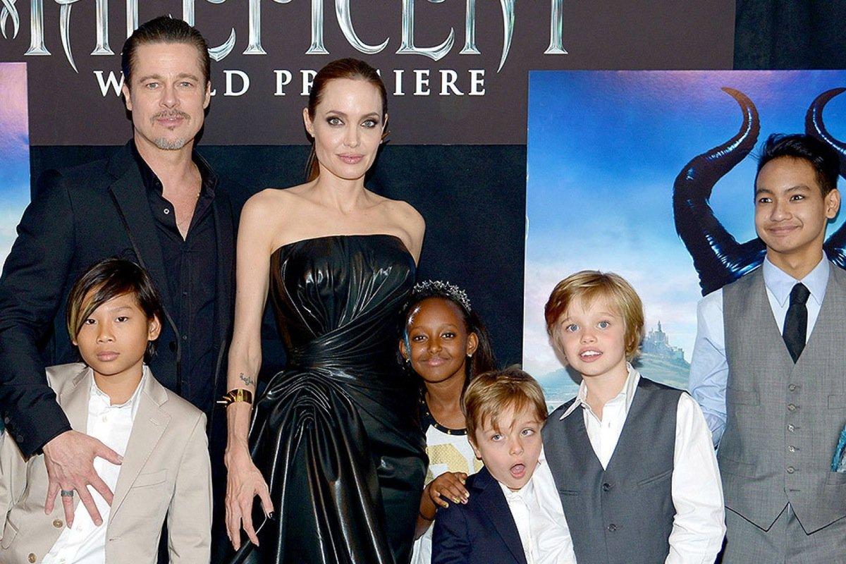 6dc3e83f01 Jolie és Pitt igaz története – két gyerekes felnőtt képmutatása ...